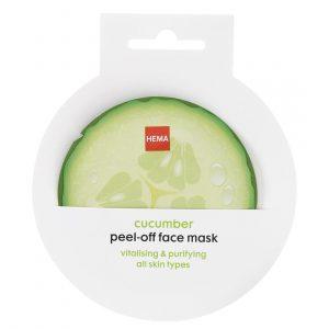 HEMA Peel-off Masker Met Komkommer
