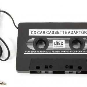 Autoradio Cassette Adapter voor MP3 en CD