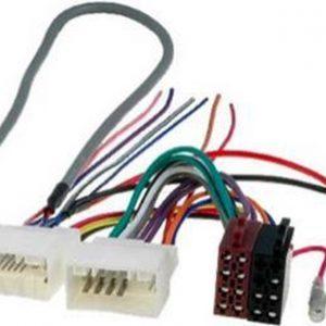 Kia Rio   Sportage   Hyundai i10   i20   ISO kabel   verloopstekker voor autoradio