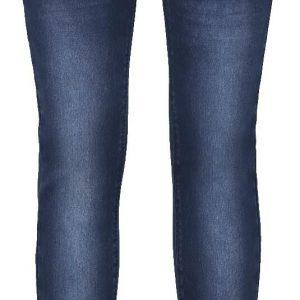 HEMA Kinderjeans Skinny Fit Donkerblauw (donkerblauw)