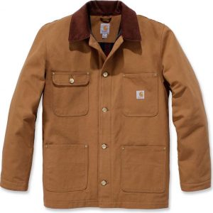 Carhartt Firm Duck Chore Coat-Carhartt Brown-XXL