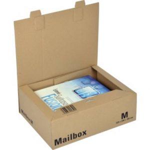 Colompac CP098.03 ColomPac verzenddozen mailbox CP098.03 m bruin 1 stuk(s)