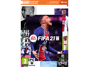 FIFA 21 (Code In A Box) | PC
