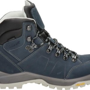 Grisport Arizona Mid blauw wandelschoenen dames (40501-04)