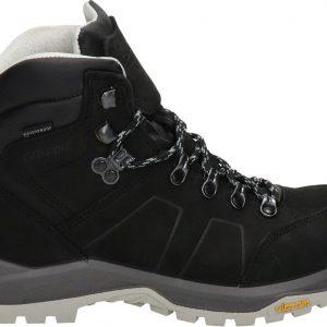 Grisport Arizona Mid zwart wandelschoenen dames (14439-01)