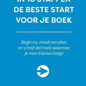 In 10 stappen de beste start voor je boek