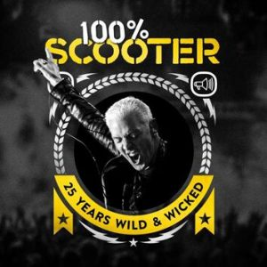 Scooter - 100% Scooter - 25 years wild & wicked - CD - Unisex - multicolor