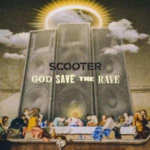 Scooter - God save the rave - CD - Unisex - multicolor