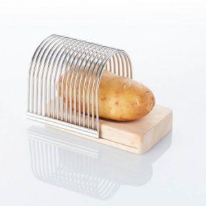 Barbecook - Hasselback potato snijset - 13.6x9.4x10.5cm