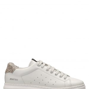 Maruti Claire Pixel Off White Sneakers