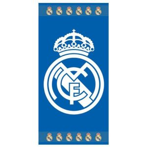 Real Madrid Badlaken Groot 86x160 Katoen