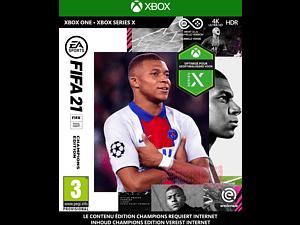 FIFA 21 - Champions Edition | Xbox One & Xbox Series X|S