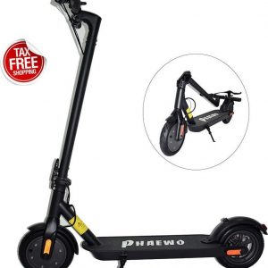 Lee 7 e-Step electrische scooter 8.5 inch, 7.5Ah, black