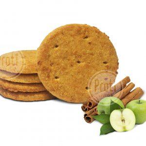 Proteïne koekjes Appel kaneel