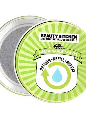 Beauty Kitchen Hervulbare Reisblik 30ml