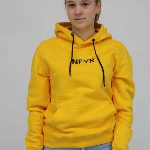 NFYR DNA Hoodie | Woman | Yellow