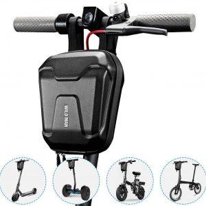 2.5L Tas elektrische step, stuurtas Segway, electrische scooter, fiets, vouwfiets, mountainbike etc, waterdicht
