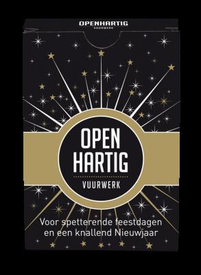 Openhartig Mini: Vuurwerk [NL]