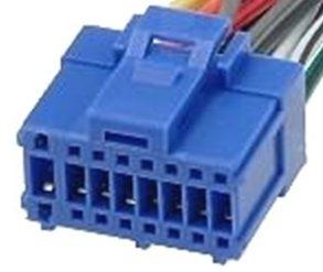 ISO kabel voor PIONEER (21x11mm) autoradio