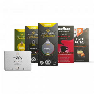 Proefpakket Espresso - Nespresso compatible