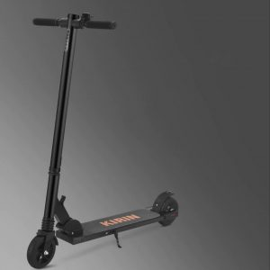 KUGOO KIRIN S2 Mini Electrische scooter met scherm 25KM/H ZWART