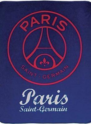 Paris Saint Germain Fleece deken Red Score - 110 x 140 cm - Polyester